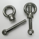 Swing Bolt M16 x 110mm x 12mm in 304 Stainless